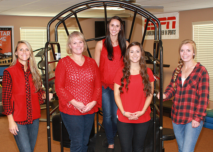 FIT Physical Therapy Fitness Staff